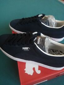 Puma Suede shoes UK 9 - brand new