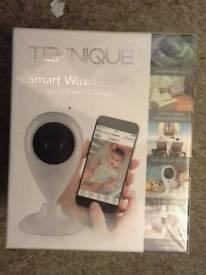 Teknique smart wireless HD surveillance camera