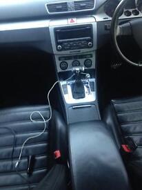 VW Passat auto sports