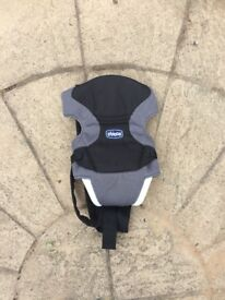 CHICCO MARSUPIO GO BABY CARRIER - Good condition, hardly used.