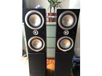 Tannoy Mercury V4i floorstanding speakers