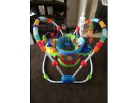Baby Einstein jumperoo hardly used excellent condition