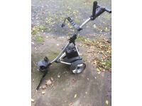 Pro Rider Electric Golf Trolley + 36 Hole Battery.