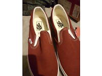 Vans Tapper Brown UK 9