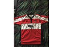 Samurai sevens rugby jersey. Medium