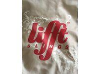 Lifft Baby Sling Vanilla - never used