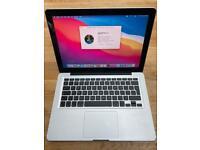 MacBook Pro 13 2012 i7 8gb ram office 2019