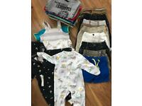 Clothing bundle 3-6 months