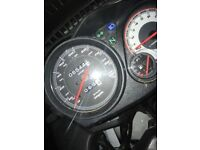 Honda 125cc CBF
