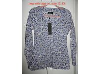 New lady clothes size 12 (Reduced as need gone ASAP)