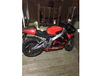 APRILIA RS125- full power