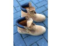 Genuine timberlands size 10m