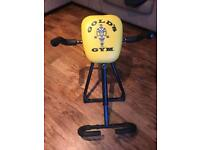 Golds gym Abmax swinger abdominal muscle trainer