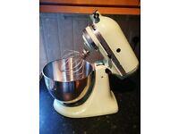 KitchenAid 175 artisan standard mixer 4.8l