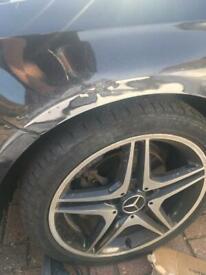 Budget low-cost car body repair
