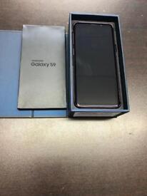 Samsung galaxy s9 64gb Unlocked very good condition with 21 months Samsung warranty