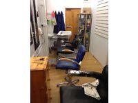 Barber shop to rent