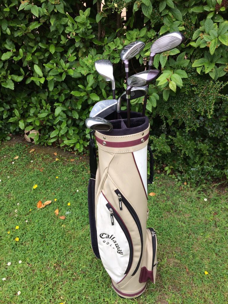 Callaway Ges Ladies Golf Clubs In Rosyth Fife Gumtree