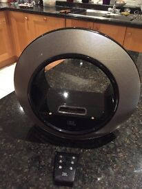 I pad dock with surround sound UBL, will accept offers!