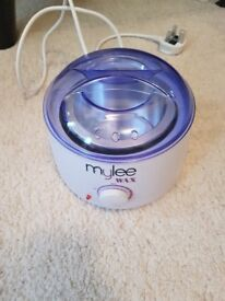 Mylee wax heater for sale - great condition, hardly used