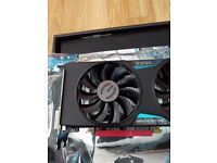 EVGA Nvidia GeForce GTX 970 4GB Superclocked PC Graphics Card (7 months old)