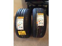 Pirelli P Zero run flat tyres