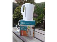Quest cordless kettle AS NEW for camper/caravanning.