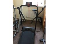 CONFIDENCE LIFESTYLE TREADMILL - AS BRAND NEW, NEVER USED - JUST DUSTED!