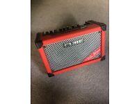 Roland Cube street Amp/speaker