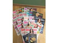 24 Slimming World Magazines & booklets