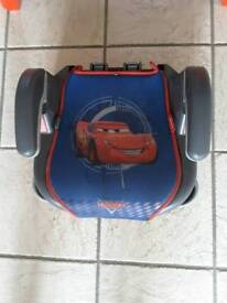 GRACO DISNEY CARS BOOSTER SEAT GROUP 3