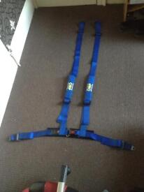 Racing Seat Belts