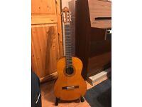Yamaha C-40 classical guitar brand new