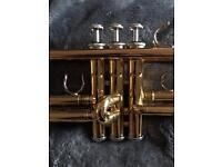 YAMAHA TRUMPET YTR4335GII Bb Trumpet
