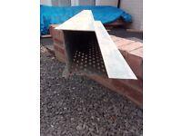 CATNIC steel lintel.