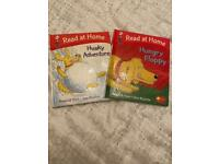 Read at home - learning to read books - young readers books