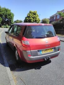 Renault grand scenic 1.6 dynamique 2005