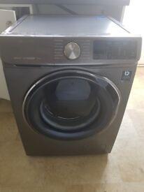 SAMSUNG QuickDrive WW90M645OPX Smart 9 kg 1400 Spin Washing Machine - Graphite