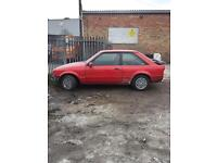 Old car. Escort. Fiesta. Etc wanted