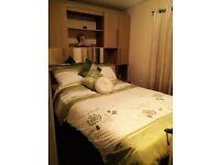 2 bedroom caravan with balcony