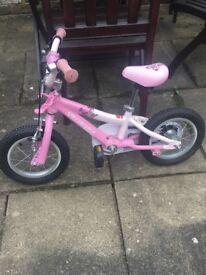 Girls Specialized Hotrock 12 inch bike
