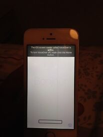 iPhone 5s 32 gb spares and repairs