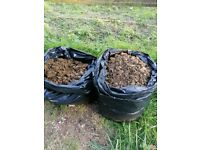 horse manure for your garden/veg patch/allotment
