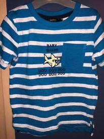 Baby shark tshirt