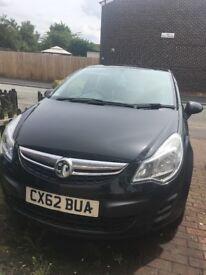 Vauxhall Corsa cdti black 1.3