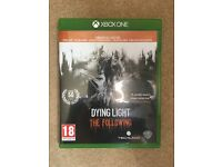 Dying Light xbox one game