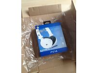 Headphone 4Gamers for PS4 to sale - brand new