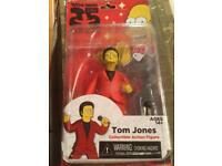 Simpsons woo hoo guest star Tom jones figure
