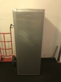 BEKO FROST FREE UPRIGHT FREEZER IN SOLIVER
