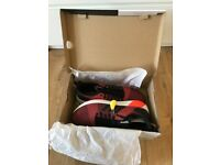 Adidas Questar BYD Trainers UK 11.5 (Black/White/Red) Size 11.5